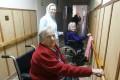 2014 GRUDZIEŃ –  Terapia zajęciowa i rehabilitacja