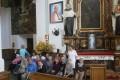 2015 Pielgrzymka do kościoła w Woli Gułowskiej -relikwie św. Jana Pawła II