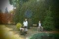 Nie ma to jak wspólny grill na naszym ogrodzie z muzyką i tańcami…