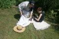 Sesja zdjęciowa naszych mieszkańców w kadrach naszego ogrodu…