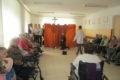 Wizyta zaprzyjaźnionej Szkoły z Huty Dąbrowej