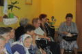 Odwiedziny Seniorów z Dziennego Domu Senior Wigor z Anielina
